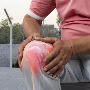Knee, Pain, Men, Senior Adult, Mature Adult